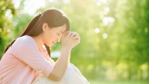 正しい祈り方を見つけば、主から答えを得られる
