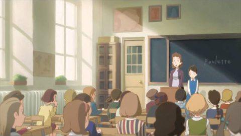 「ポレットのイス」ー寓話の動画