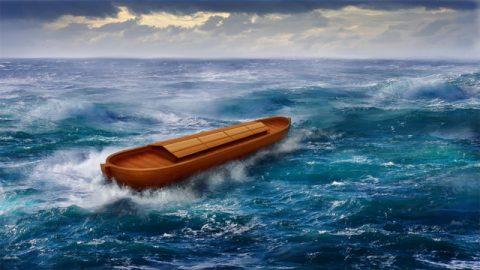 「創世記」ノアの方舟