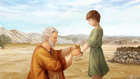 イサクの燔祭,試練,アブラハム