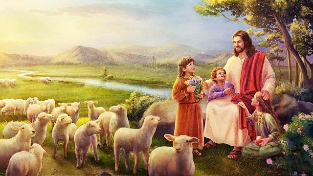 主イエス・キリスト,新約聖書,神は愛であリ