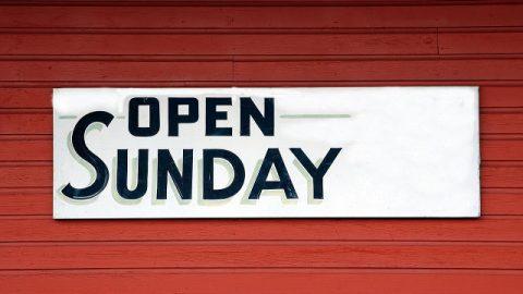 日曜日に関しては、わたしたちは何問正しく答えられるか