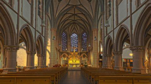 「マタイ福音書」聖殿を清める