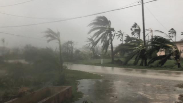 ハリケーンが来襲することが予測されている。わたしたちはどうすれば災難を逃れることができるのか