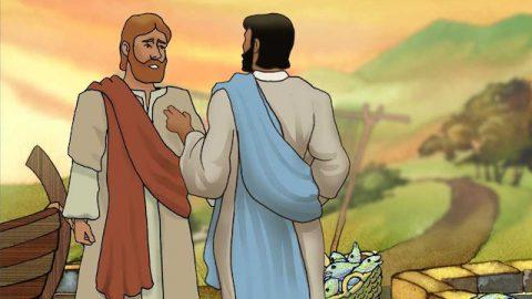 ペテロは主に従った後、何を得たのでしょうか