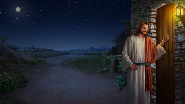 白い雲に乗って,再臨,主イエス,神の声,救い主