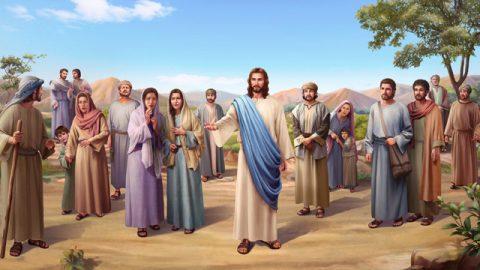 ラザロの復活が神を褒めたたえる