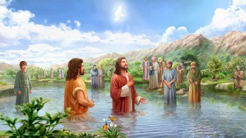 キリストであられる主イエス様はどうして洗礼を受けられたのでしょう?