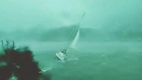 強風「山竹」がフィリピン、香港、マカオなどの地を一掃し、避け所はどこに
