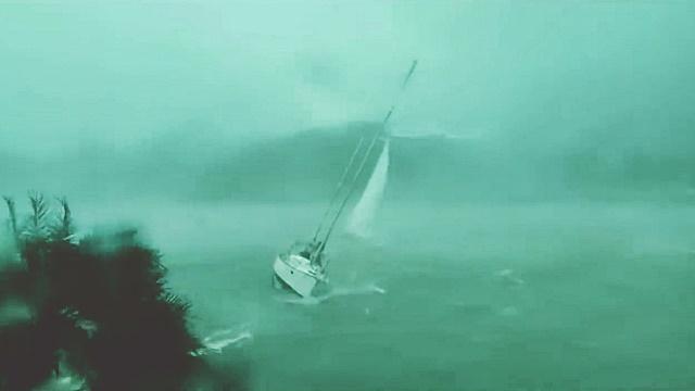 強風「山竹」がフィリピン、香港、マカオなどの地を一掃し、避け所はどこに?