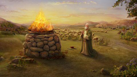 神がヨブをサタンに渡したことは神の業の目的とどう関連するか
