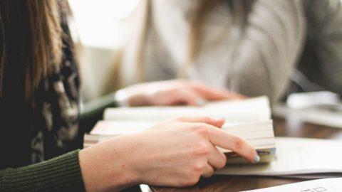 聖書の勉強会で受けた良い知らせ (I)