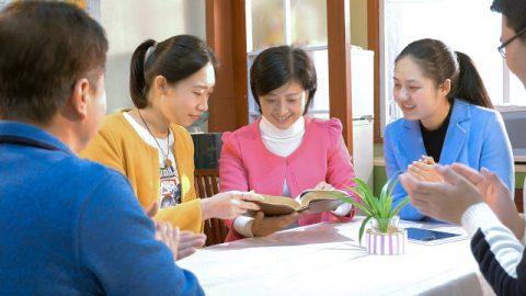 聖書の勉強会で受けた良い知らせ(II)