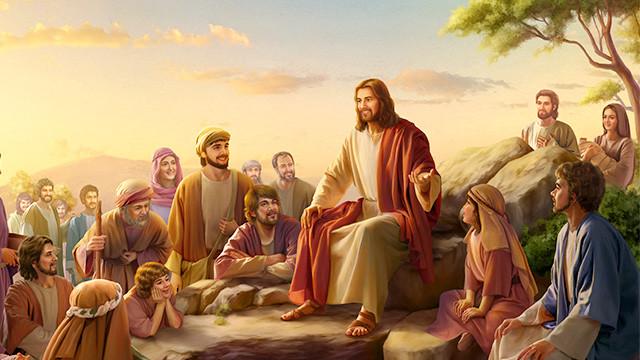 主イエス,普通の人間,神の受肉