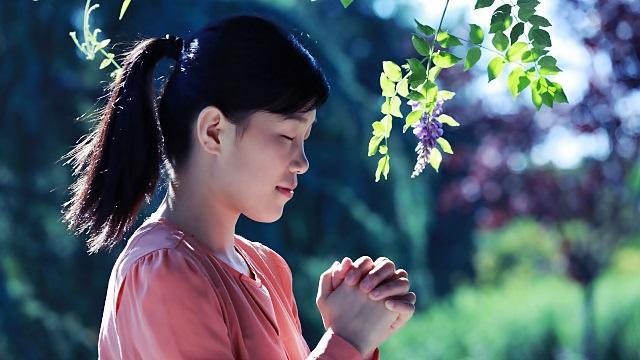 クリスチャン,祈り,信仰心