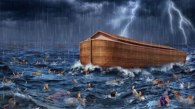 災い,神を否定し抵抗する,邪悪な人々を殺す