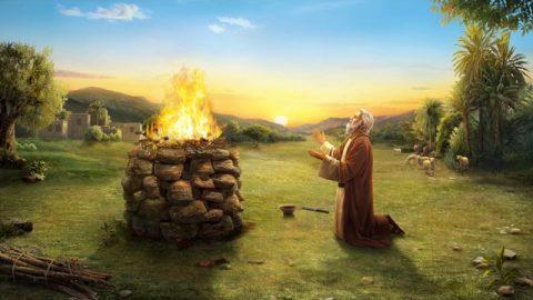 神と聖書によるヨブの評価