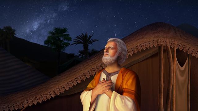 アブラハム,神の祝福