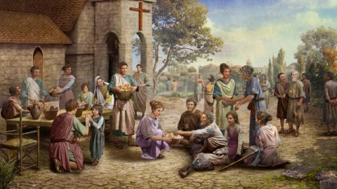 神を信じず、その代わりに高潔にふるまい善行を行い、邪悪な行為をしなければ救いを得られるのか。