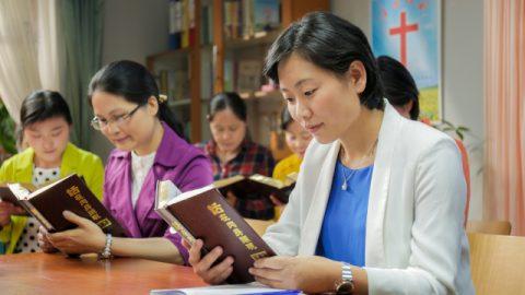 聖霊の働き-わびしい教会のための解決策が見つかりました
