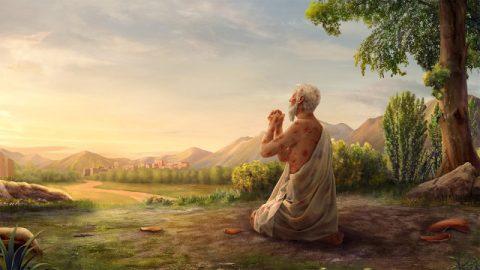 ヨブはサタンを退け、神の目にあって真の人となる