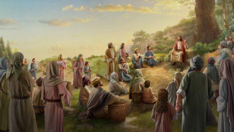 山上での説教・主イエスの喩え・戒律