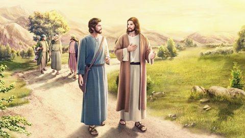 ペテロ,主イエス・キリスト,聖書