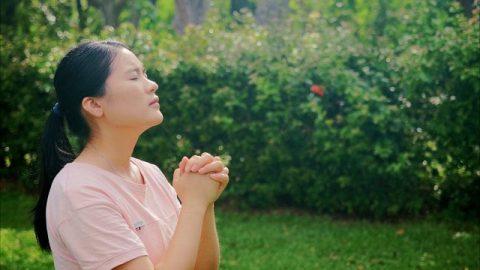 神の前で心を静めることについて