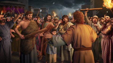 ソドムの腐敗:人間にとっても、神にとっても、激怒に値する