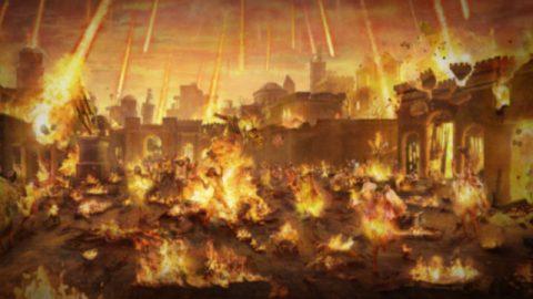 ソドムは神の怒りを示すために滅ぼされた