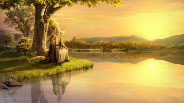ヨブの人生の後半は神の祝福の中にあり,ヨブの人生の後半は神の祝福の中にあり