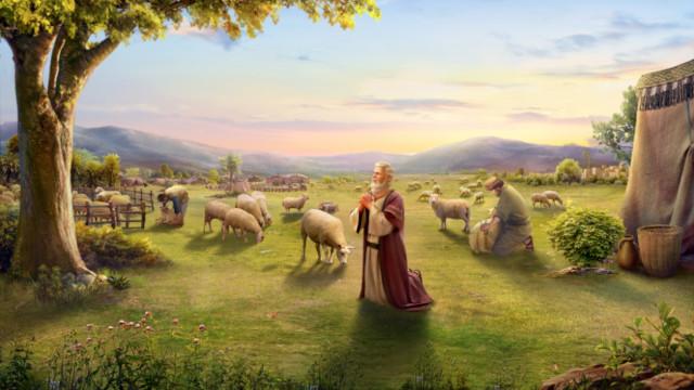 ヨブの証,後の世代に警告と啓きが与え,ヨブ記