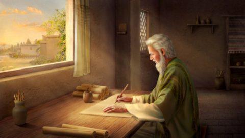 神が隠されていてもヨブの信仰は揺るがない