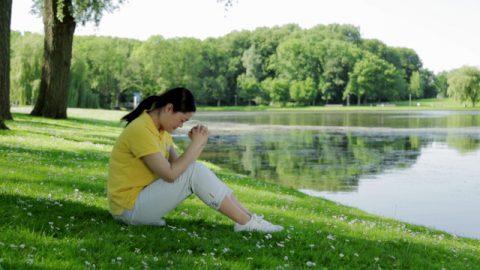神の導き-誘惑に打ち勝つための2つの秘訣を教える