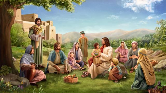 イエスキリスト,イエスキリストが受肉して再臨する意味は何か