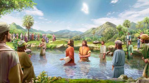 主イエスのご身分が洗礼者ヨハネのそれと違っていたのはなぜか