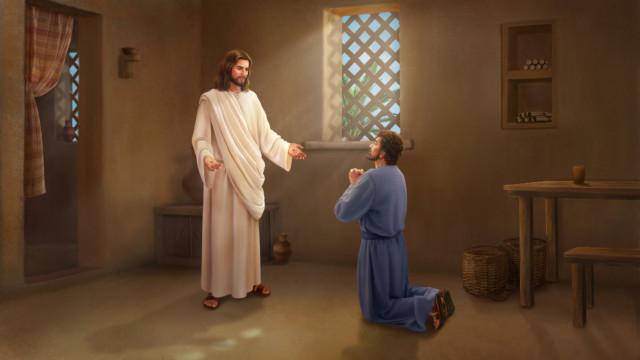 ペテロが天国の鍵を得た原因の探求, 天国の鍵, ペテロの鍵