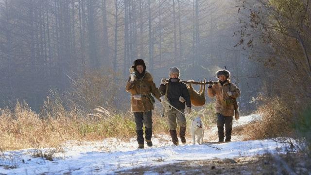狩猟の生活様式