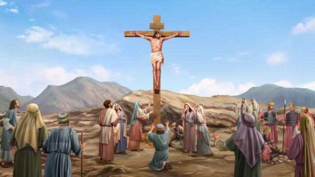 イエスが十字架につけられた時に言われた「すべてが終わった」は何を表しているのか
