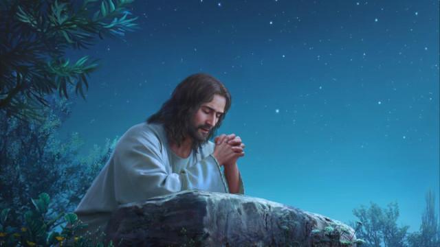 聖書物語ーゲツセマネの祈り