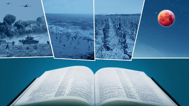 聖書の終わりの日のしるしに関する預言