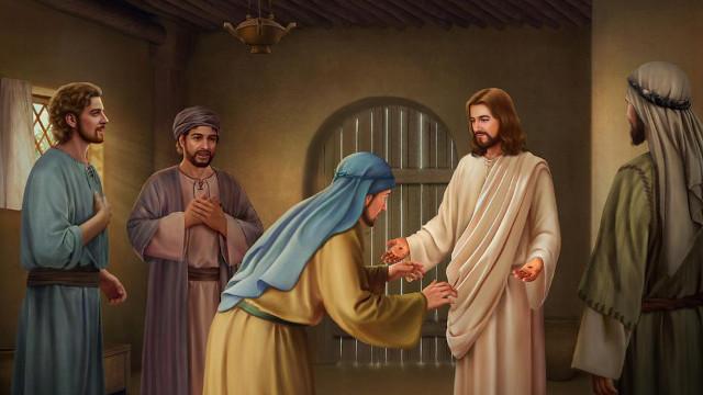 ヨハネによる福音書20章29節